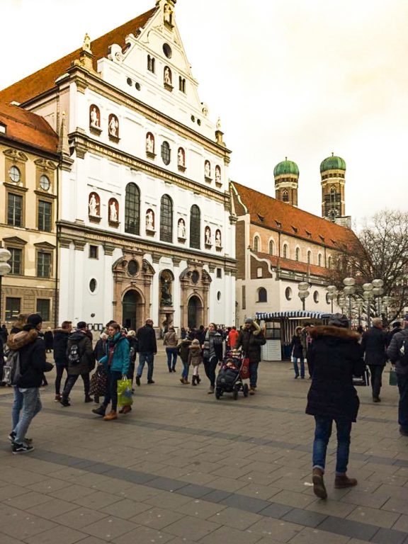 Eight hours in Munich by The Athenian Girl