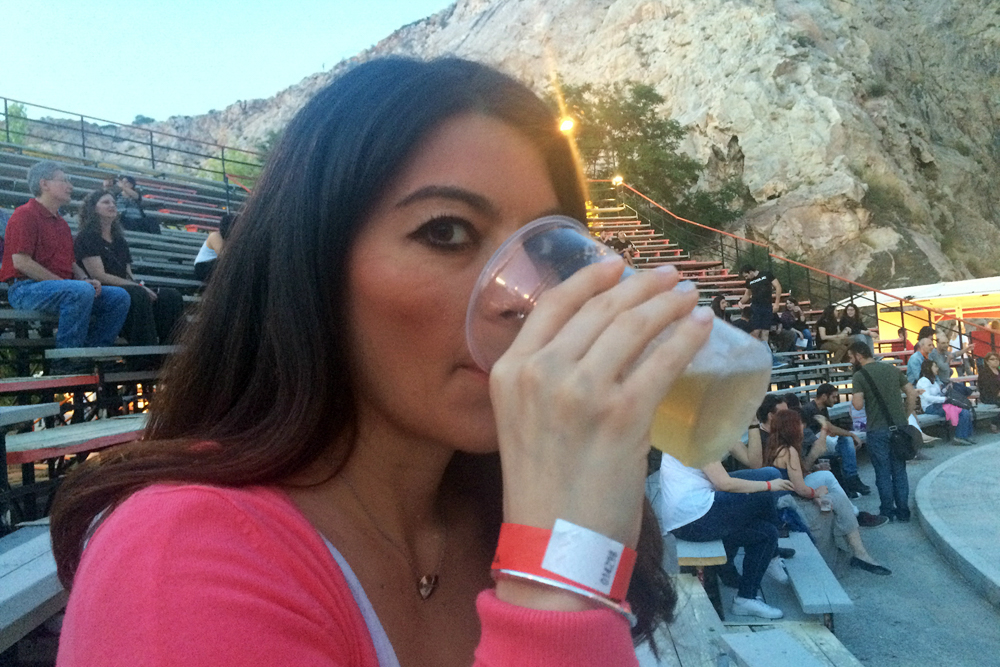 Beer Festival RockFest by The Athenian Girl