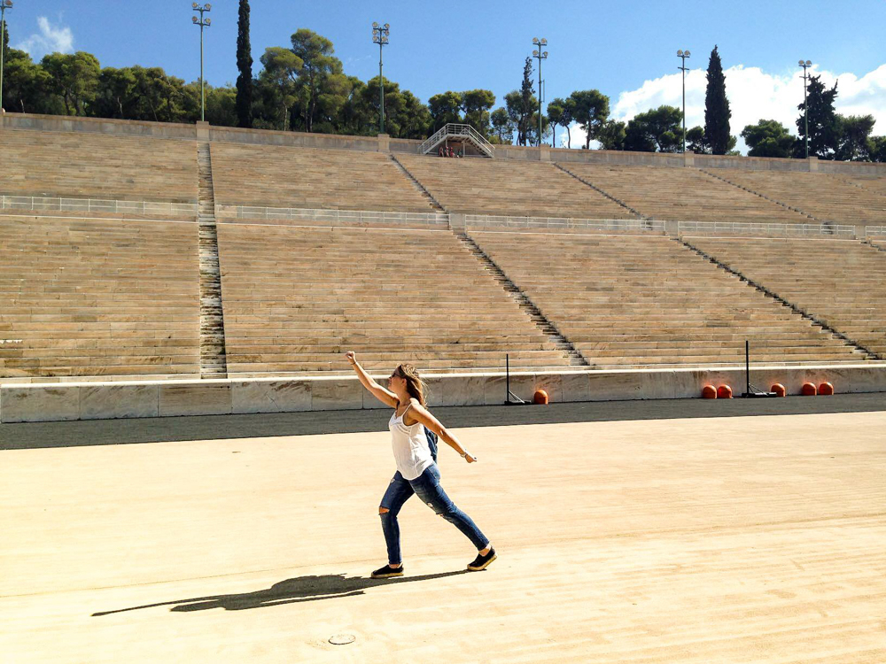 From Athens with love by The Athenian Girl