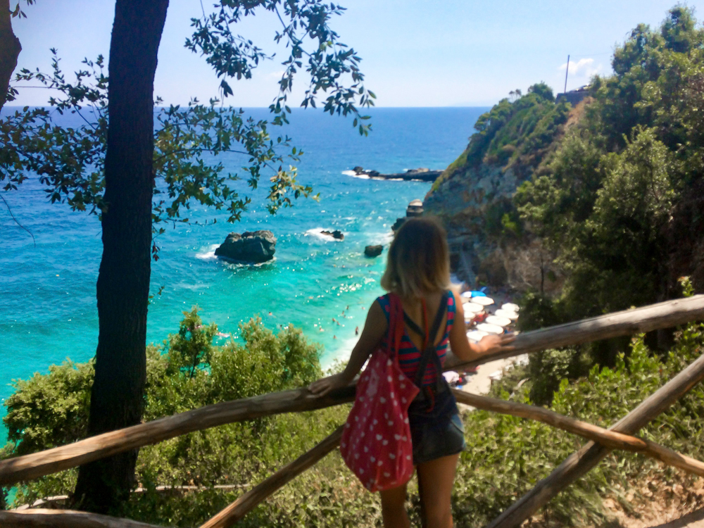 My summer holidays in Pelion by The Athenian Girl