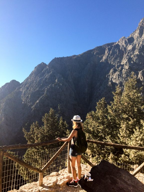 Samaria Gorge National Park by The Athenia Girl
