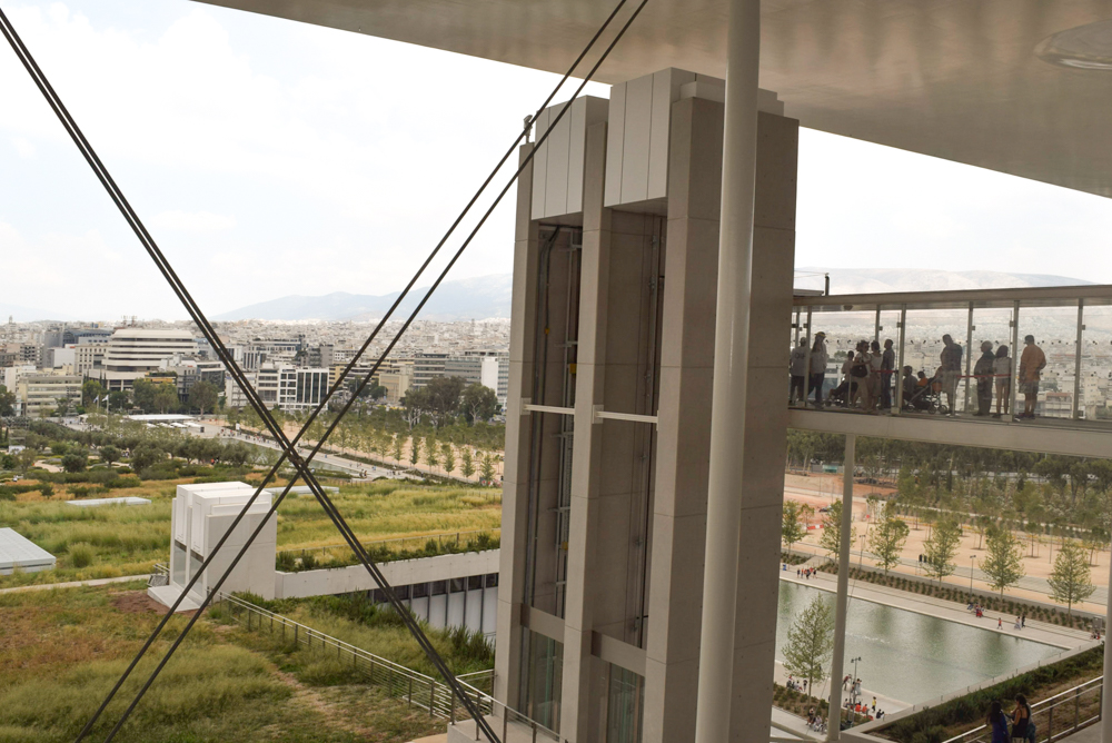 Stavros Niarchos Foundation Cultural Center by The Athenian Girl