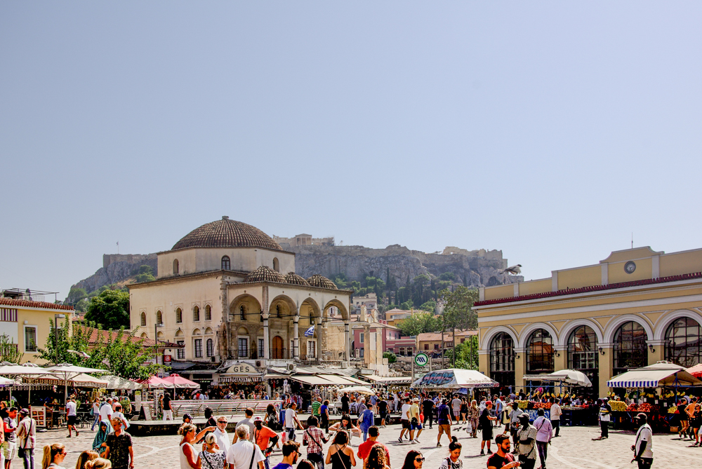Strolling around Athens by The Athenian Girl