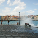 The Venetian Harbour of Chania by The Athenian Girl