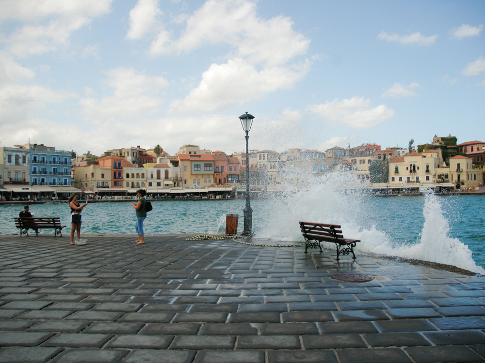 The Old Town and The Venetian Harbour of Chania
