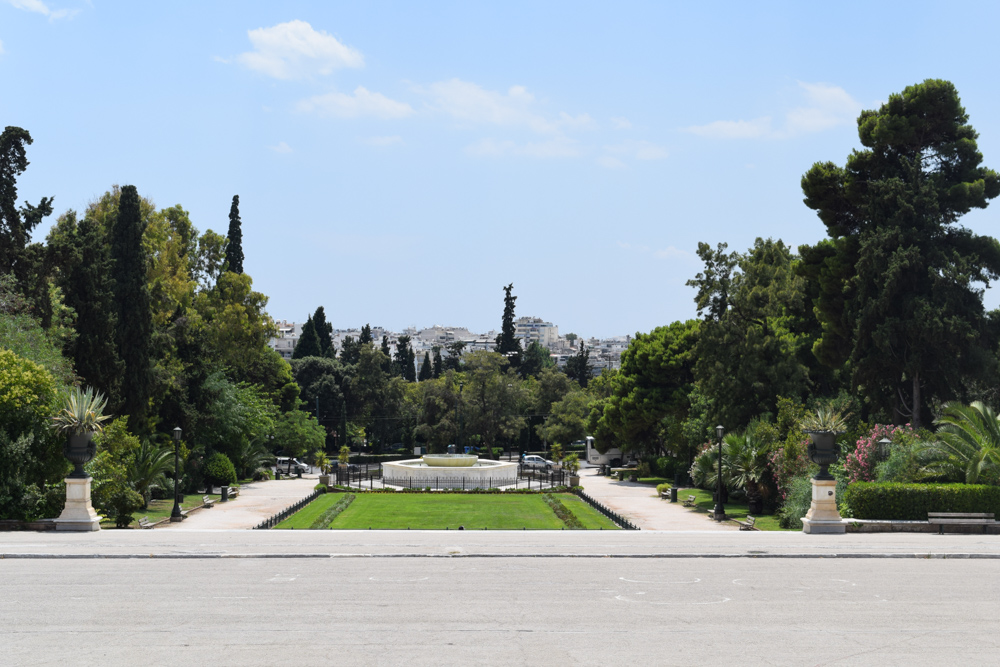 Zappeion Hall and other stories