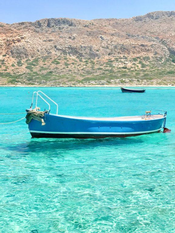 Balos lagoon beach and Gramvousa - The Athenian Girl