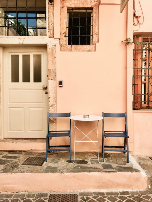 Summer in Chania by The Athenian Girl