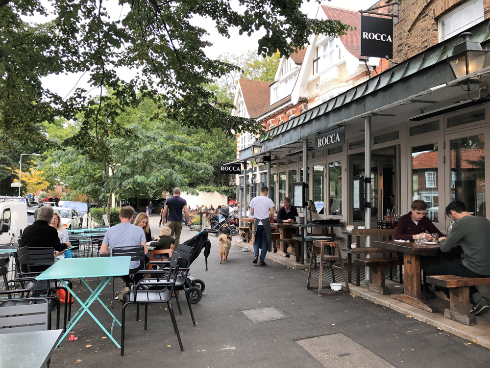 Saturday in Dulwich by The Athenian Girl