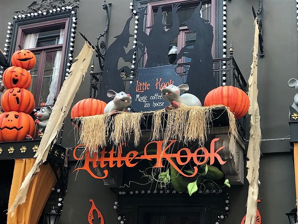Little Kook Halloween