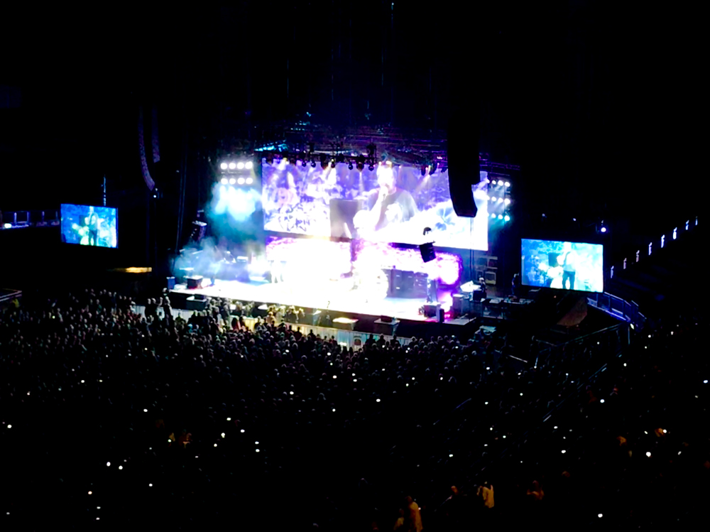 Deep Purple The Long Goodbye Tour by The Athenian Girl