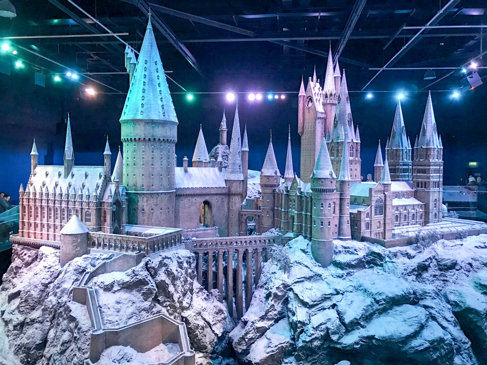 Warner Bros Studios The Making of Harry Potter