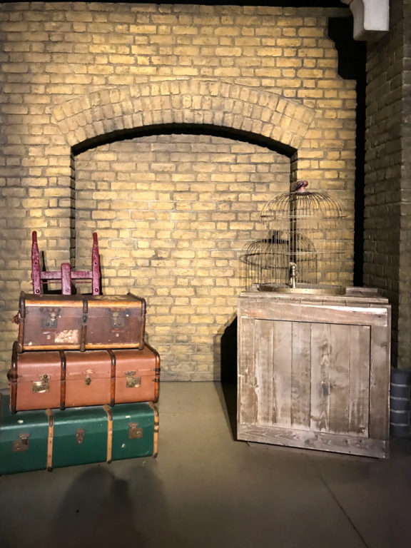 Warner Bros Studios The making of Harry Potter by The Athenian Girl