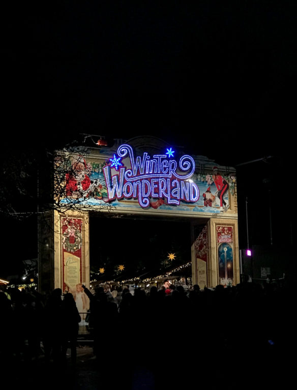 Winter Wonderland by The Athenian Girl